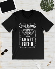 CRAFT BEER Classic T-Shirt lifestyle-mens-crewneck-front-17