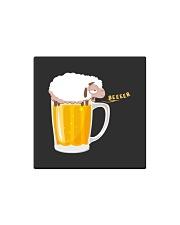 Sheep Beer Square Magnet thumbnail