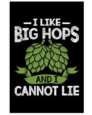 I like big hops and I cannot lie 11x17 Poster thumbnail