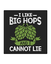 I like big hops and I cannot lie Square Coaster thumbnail
