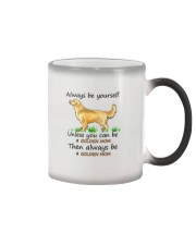 Unless You Can Be A Golden Mom Bag Color Changing Mug thumbnail