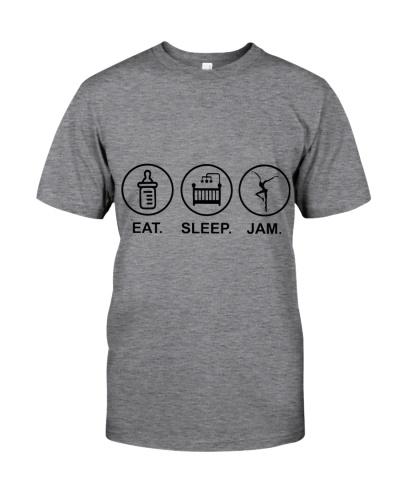 Eat sleep jam