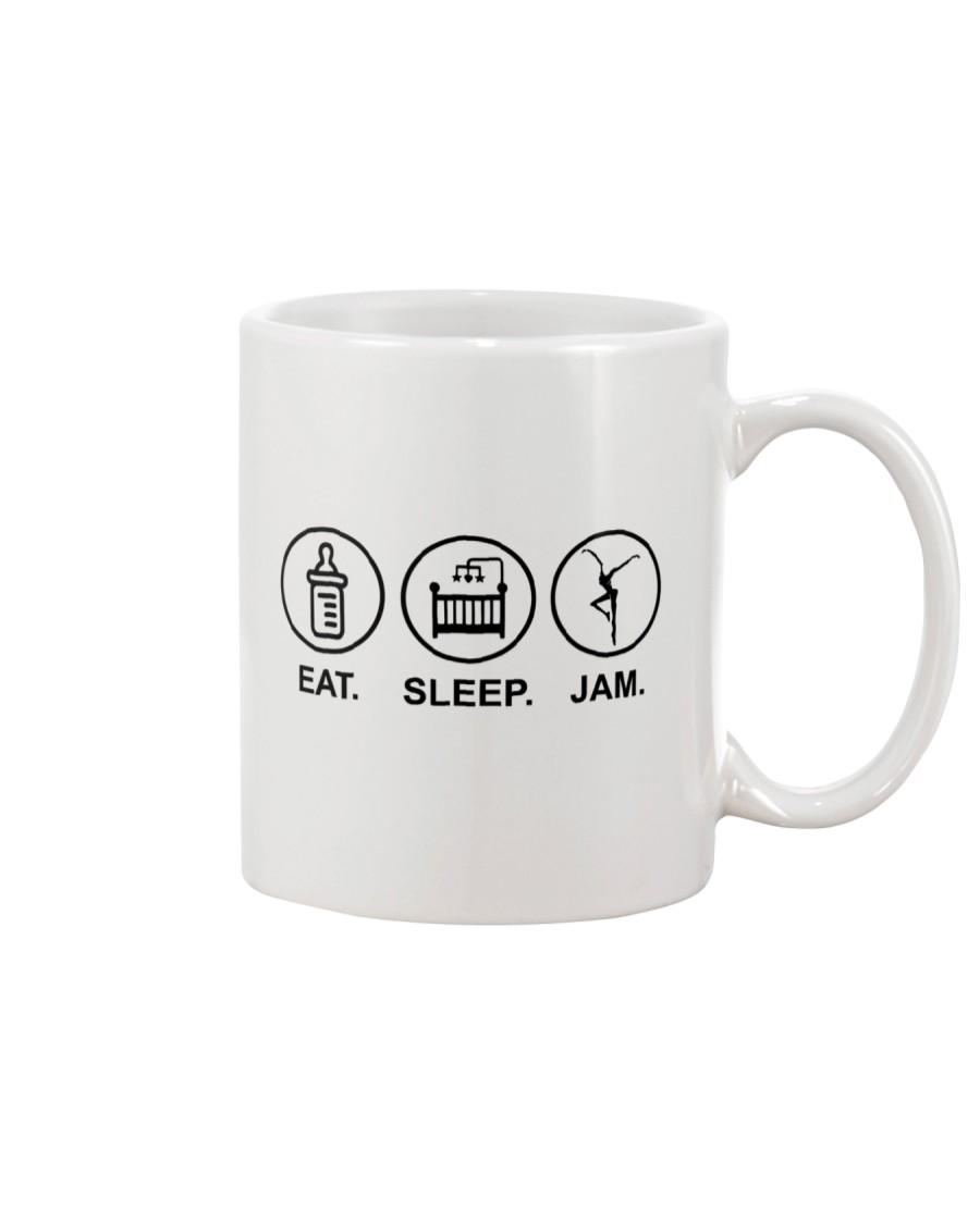 Eat sleep jam Mug