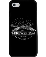 THE BREWERIES Phone Case thumbnail