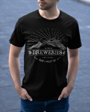 THE BREWERIES Classic T-Shirt apparel-classic-tshirt-lifestyle-front-46