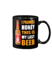 I promise honey this is my last beer  Mug thumbnail