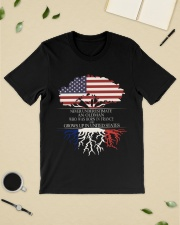 Never underestimate an old man FRA US Classic T-Shirt lifestyle-mens-crewneck-front-19