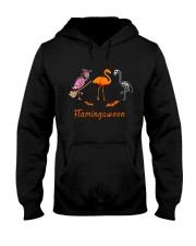 FLAMINGOWEEN Hooded Sweatshirt thumbnail