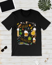 Beer is Chemistry  Classic T-Shirt lifestyle-mens-crewneck-front-17