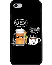 She Loves Me More Phone Case thumbnail