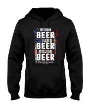 I LIKED BEER STILL LIKE BEER  Hooded Sweatshirt thumbnail