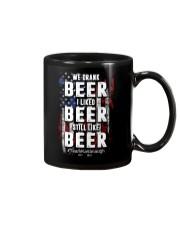 I LIKED BEER STILL LIKE BEER  Mug thumbnail