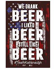 I LIKED BEER STILL LIKE BEER  16x24 Poster thumbnail