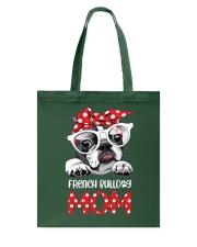 FRENCH BULLDOG MOM Tote Bag thumbnail