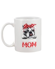 FRENCH BULLDOG MOM Mug back