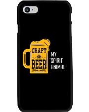 CRAFT BEER MY SPIRIT ANIMAL Phone Case thumbnail