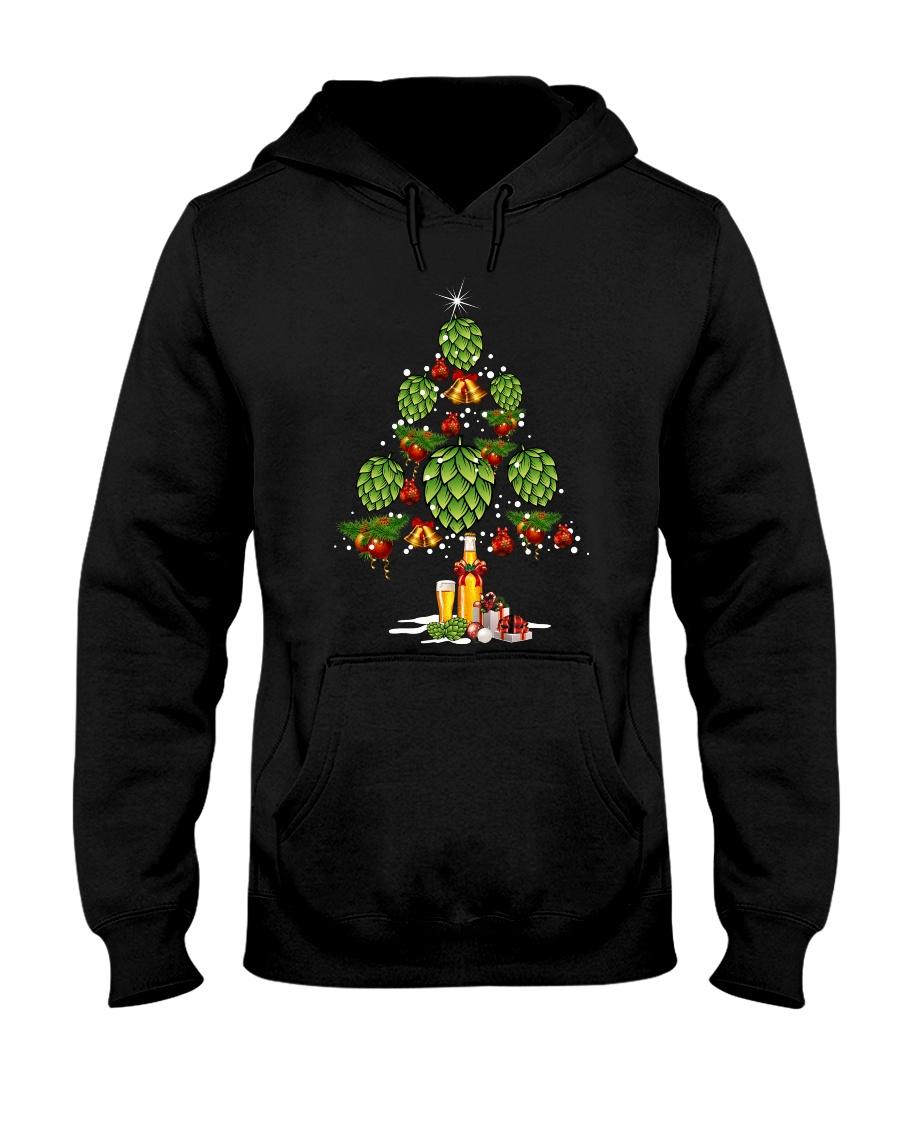 Hops Xmas Hooded Sweatshirt