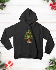 Hops Xmas Hooded Sweatshirt lifestyle-holiday-hoodie-front-3