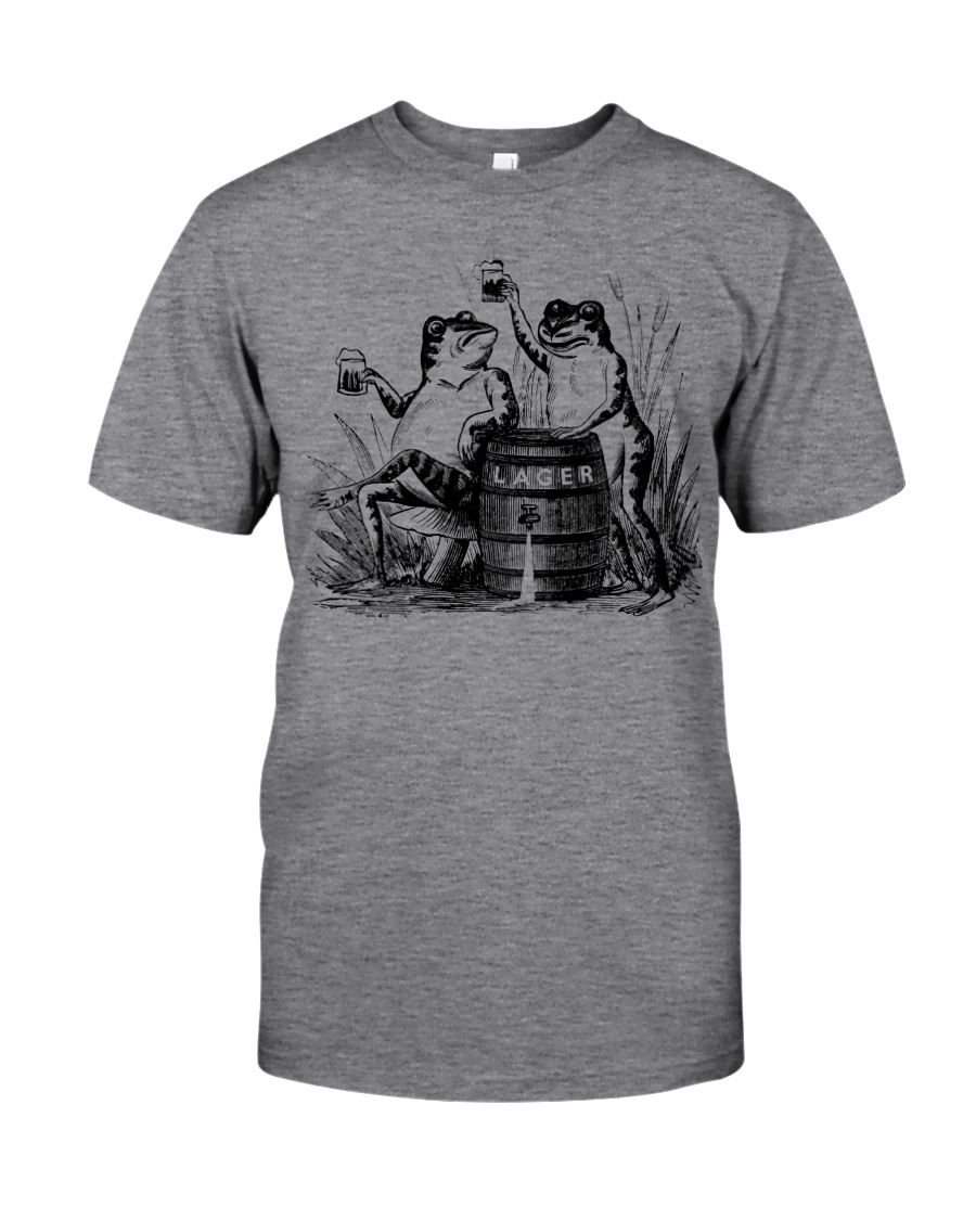 LAGER BEER Classic T-Shirt