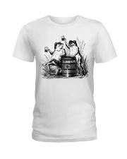LAGER BEER Ladies T-Shirt thumbnail
