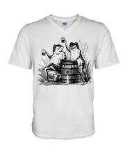 LAGER BEER V-Neck T-Shirt thumbnail