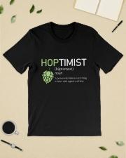 HOPTIMIST Classic T-Shirt lifestyle-mens-crewneck-front-19