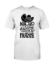 Nacho Average Nurse Premium Fit Mens Tee thumbnail