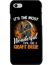 IT'S THE MOST WONDERFUL TIME FOR A CRAFT BEER Phone Case thumbnail