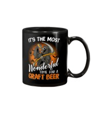 IT'S THE MOST WONDERFUL TIME FOR A CRAFT BEER Mug thumbnail