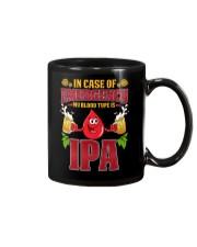 My bood type is IPA Mug thumbnail