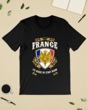 France it's where my story began Classic T-Shirt lifestyle-mens-crewneck-front-19