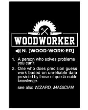 WOODWORKER 11x17 Poster thumbnail