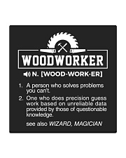 WOODWORKER Square Coaster thumbnail