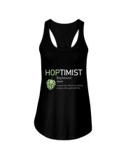 HOPTIMIST Ladies Flowy Tank thumbnail