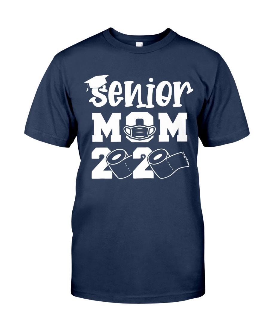 Senior Mom 2020 - Funny Mother's Day Classic T-Shirt