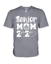 Senior Mom 2020 - Funny Mother's Day V-Neck T-Shirt thumbnail