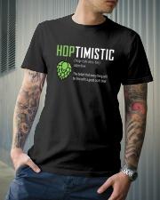 HOPTIMISTIC ADJ Classic T-Shirt lifestyle-mens-crewneck-front-6
