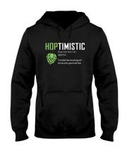 HOPTIMISTIC ADJ Hooded Sweatshirt thumbnail