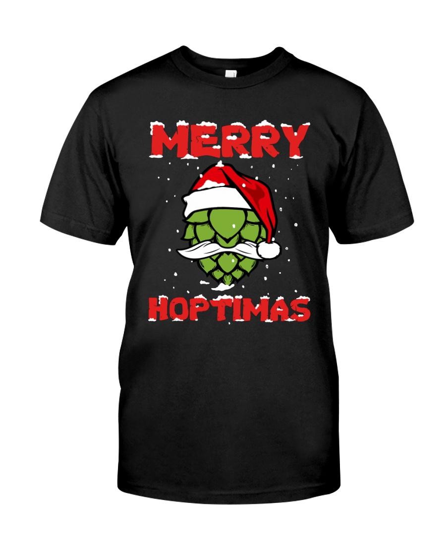 Merry Hoptimas Classic T-Shirt