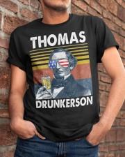 Thomas Drunkerson Classic T-Shirt apparel-classic-tshirt-lifestyle-26