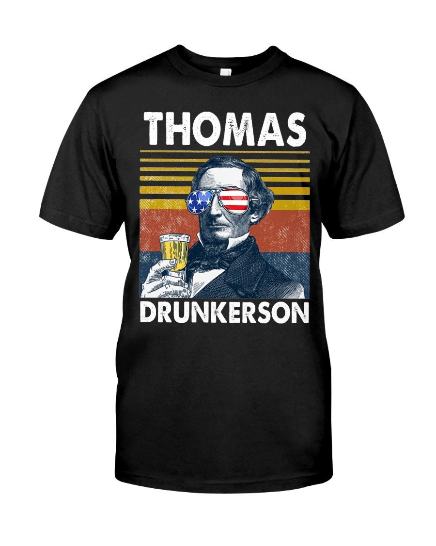 Thomas Drunkerson Classic T-Shirt