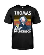 Thomas Drunkerson Premium Fit Mens Tee thumbnail