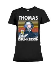 Thomas Drunkerson Premium Fit Ladies Tee thumbnail