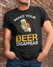 BEER DISAPPEAR Classic T-Shirt apparel-classic-tshirt-lifestyle-26