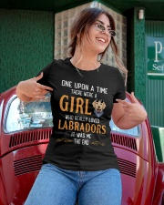 Labrador Girl Ladies T-Shirt apparel-ladies-t-shirt-lifestyle-01