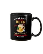 I JUST WANT TO DRINK BEER Mug thumbnail