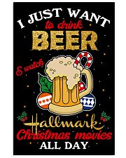 I JUST WANT TO DRINK BEER 16x24 Poster thumbnail