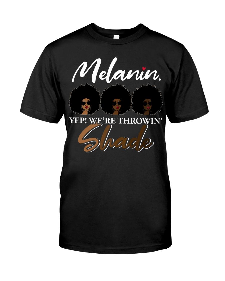 Melanin Shade Classic T-Shirt