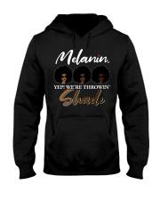 Melanin Shade Hooded Sweatshirt thumbnail