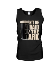 Don't be afraid of the dark Unisex Tank thumbnail